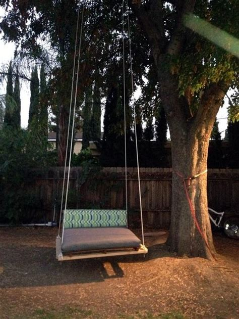 diy swing 40 diy tree swing ideas for more family time