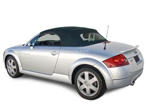 audi convertible 2006 2000 2006 canvas audi tt convertible top replacement