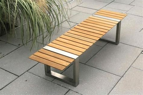 Stainless Steel And Wood Outdoor Furniture by 17 Best Images About Garden Table Seating Stainless On