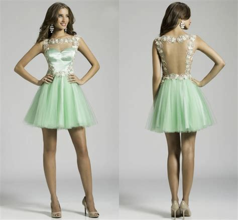 girls party dresses for 2015 sheer backl short ball gown cocktail party dresses 2015