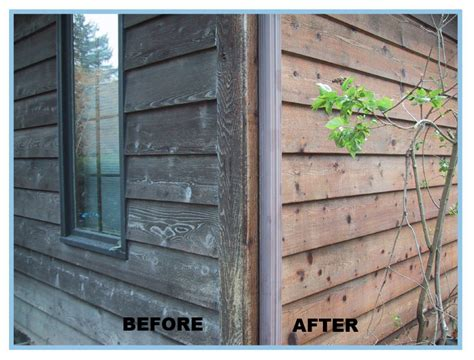 Cedar Siding Restoration - cedar shake and cedar siding restoration accurate
