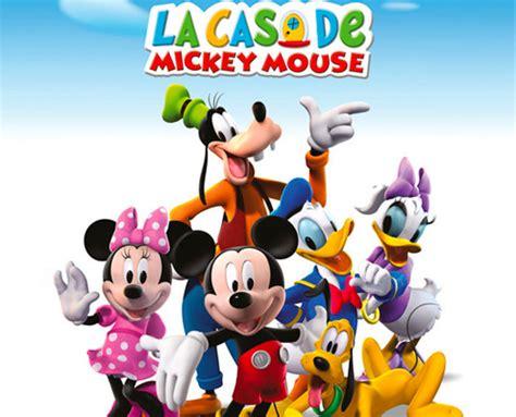 la casa de mickey la casa de mickey mouse series y dibujos animados