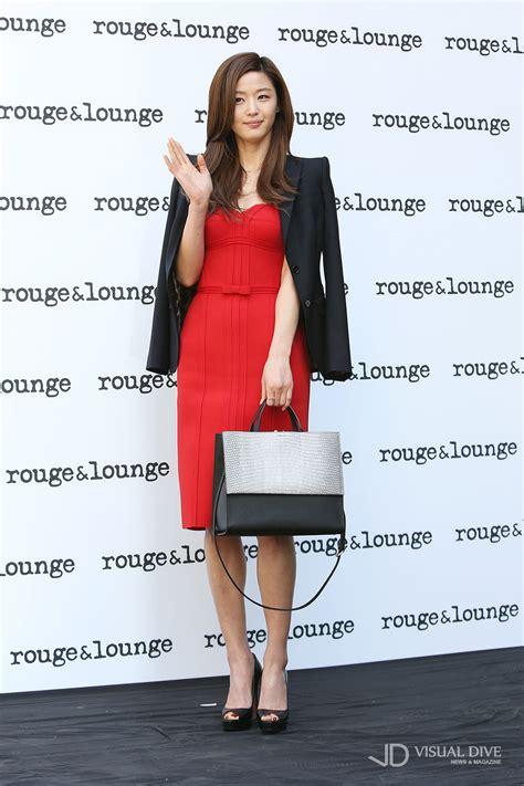 Model Rambut Jun Ji Hyun by Blue S Journal 10 Fashion Style Memukau Ala Dewi Dewi Korea