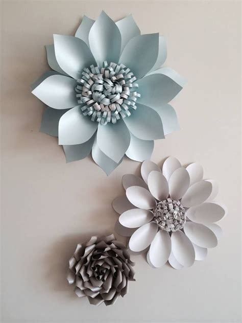 Handmade Paper Flower - 15 best images about best flower sles on