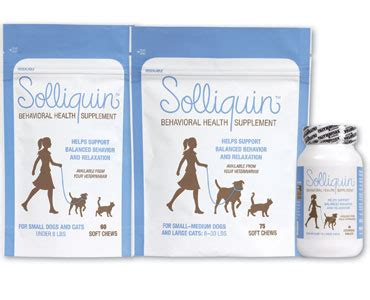 solliquin for dogs solliquin behavioral health supplement dvm360 marketplace