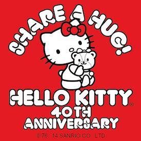 hello kitty celebrates 40th anniversary fox news hello kitty turns 40