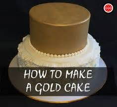 applying gold to royal icing usually calls for the addition of in order to turn gold