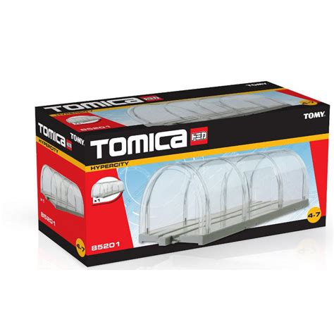 Clear Tunnel Tomica Hypercity tomy tomica hypercity clear tunnel