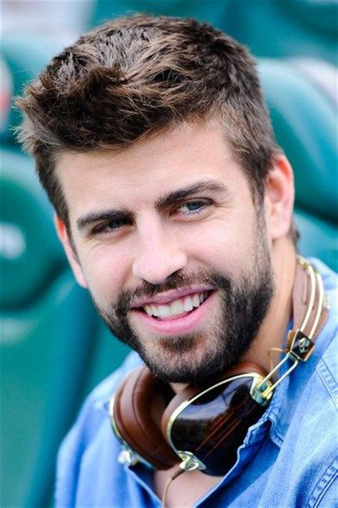 pique beards and barcelona on