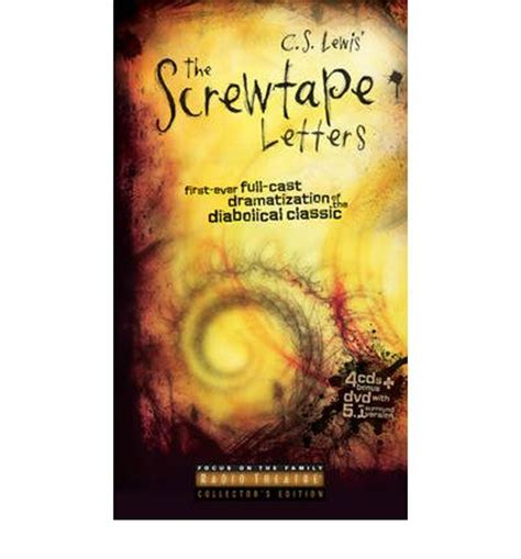 the screwtape letters large print books the screwtape letters c s lewis 9781589973244