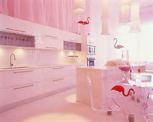 pink kitchens make your life colorful pink kitchen cute