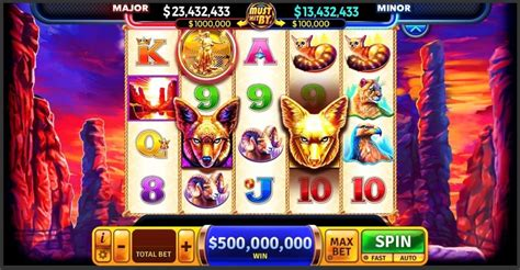 Free Slots Big Wins Coyote Gold House Of Fun