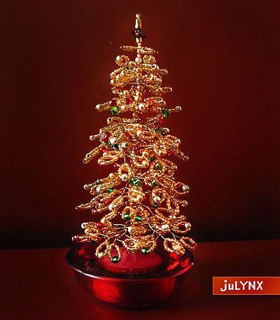 como hacer un arbol de navidad con mostacillas enrhedando como hacer un arbol de navidad con mostacillas enrhedando