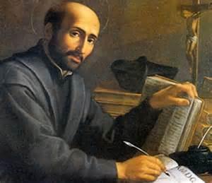 St Ignatius Daily Catholic Quote From St Ignatius Of Loyola