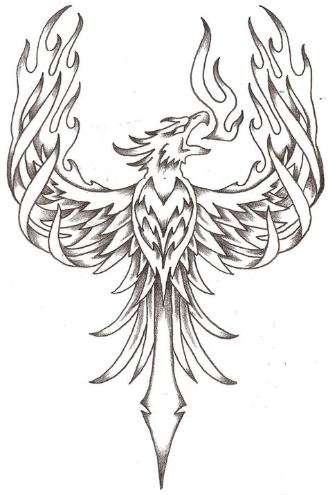 firebird tattoo tattoos firebird by thelob on deviantart