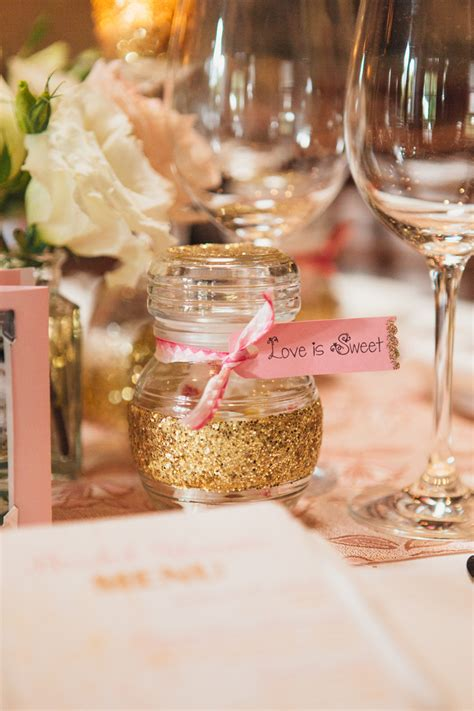pink and gold bridal shower theme pink and gold glitter bridal shower the majestic vision