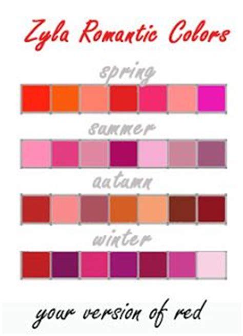 romantic color schemes 1000 images about david zyla archetypes colors on