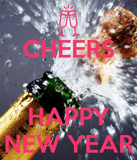 cheers happy new year 17 best images about new year s on keep