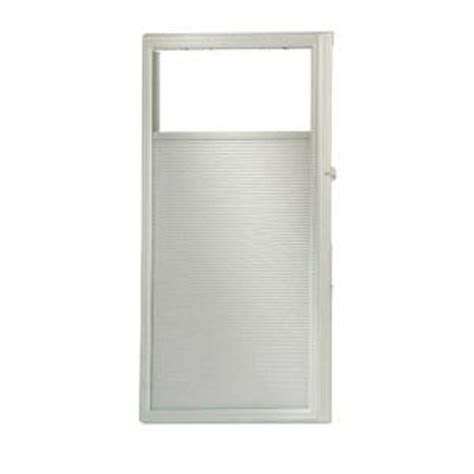 odl 22 in x 36 in enclosed cellular shade in white for