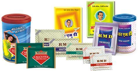 Pan Masala Premium Rmd Made In India manikchand rmd