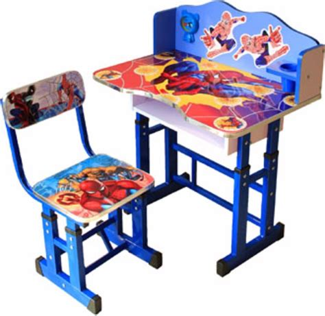 Children Kids Home Study Desk Computer Stool Chair Table Kid Desk L