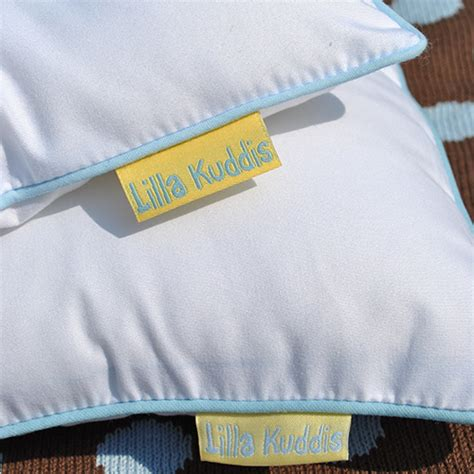 Lilla Kuddis Pillow by Premium Dacron Baby Pillow Large Lilla Kuddis Baby Pillows