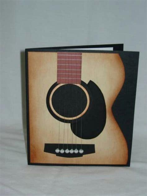 guitar cards guitar card card parade