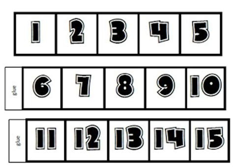 large printable number line 1 20 404 not found