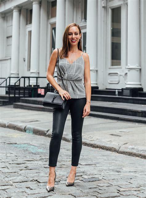 plaid   york fashion week sydne style