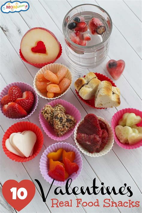 valentines food ideas real food valentines day snack ideas
