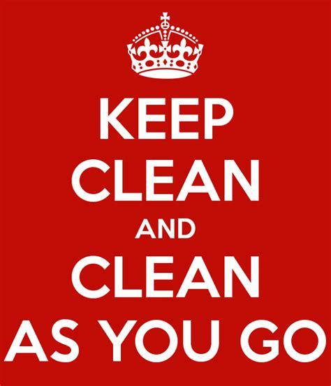 design o matic mug set keep clean and clean as you go poster john edwards