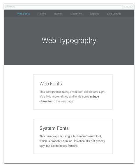 typography tutorial css web typography tutorial html css is hard