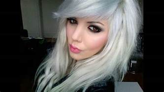 white hair color ammonia free hair dyes is best hair color for gray and