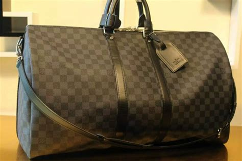 Tas Lv Porte Documents Damier Graphite Mirror Quality Damier Graphite Canvas Tassen Goedkope Replica Designer