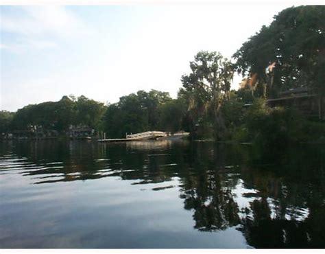 established rvmobile home park  st johns river