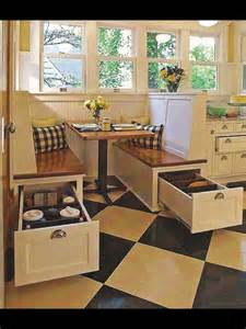 Kitchen Bench Seat With Storage Kitchen Storage Bench Seats For The Home