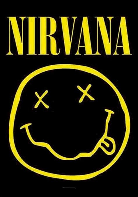 Posters Home Decor by Nirvana Smiley Face Fabric Poster