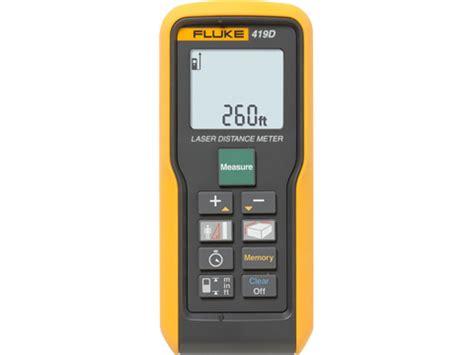 Fluke 414d Espr Laser Distance Meter fluke 419d laser distance meter distance meters instrumart