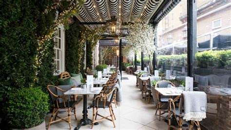 outdoor terrace dalloway terrace bar is an elegant poetic and