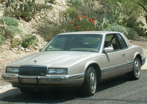 1990 buick riviera information and photos momentcar