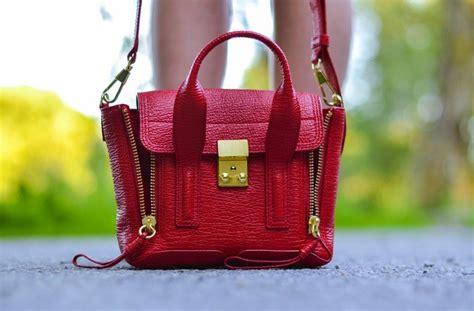 Philip Lim Crimson Pashli fashion 3 1 phillip lim pashli bag fashion runway
