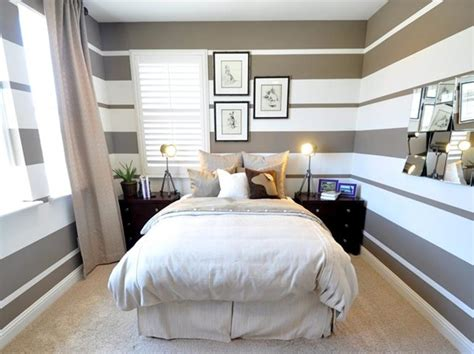 striped bedroom walls 15 classy bedrooms with striped walls rilane