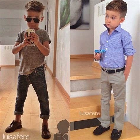 boy getting a prom hairstyle boys fashion kids fashion boys hairstyles if my son doesn
