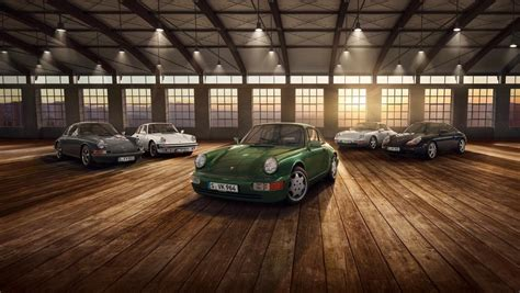 Porsche 964 Years by Techno Classica 2018 70 Years Of The Porsche Sports Car