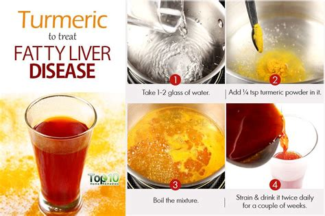 Turmeric And Water Liver Detox by Home Remedies For Fatty Liver Disease Top 10 Home Remedies