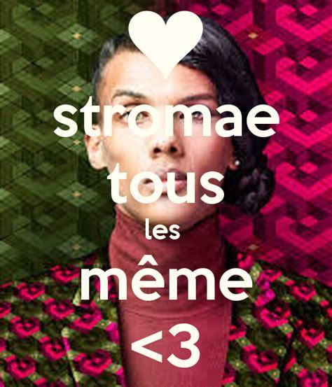 Stromae Les Memes - stromae tous les m 234 me