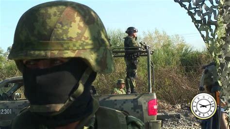 imagenes perronas de soldados as 237 opera un ret 233 n militar en sinaloa youtube