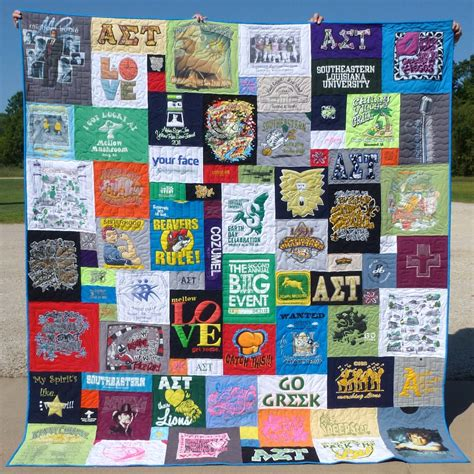 T Shirts To Quilts by Uploaded By User