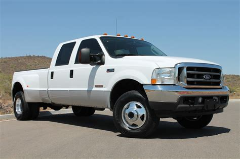 ford f 350 for sale 2003 ford f 350 dually crew cab lariat for sale