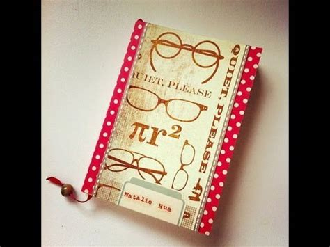 Note Book Decoration by Binder Decorating Ideas Book Covers